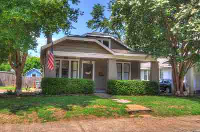 Central Gardens Single Family Home For Sale: 1584 Linden