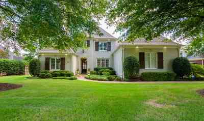 Germantown Single Family Home For Sale: 1749 Dogwood Creek