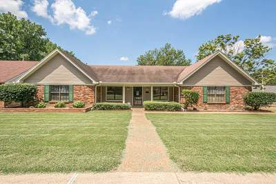 Bartlett Single Family Home Contingent: 3503 Countryhill