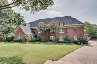 Germantown Single Family Home For Sale: 3226 Claiborne Farm