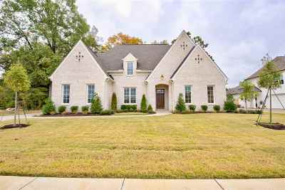 Collierville Single Family Home For Sale: 1562 Painted Horse