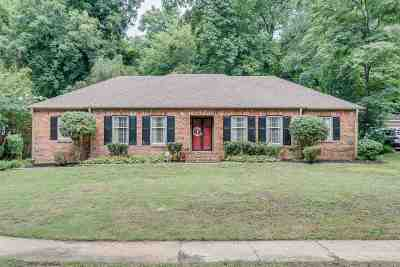 Memphis Single Family Home For Sale: 5358 Colony