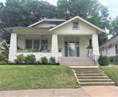 Single Family Home For Sale: 1605 Linden