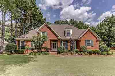 Collierville Single Family Home For Sale: 2174 Houston Pass