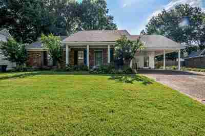 Bartlett Single Family Home Contingent: 3931 Sabal Hill