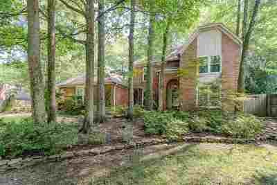 Memphis Single Family Home For Sale: 1548 Wood Farms