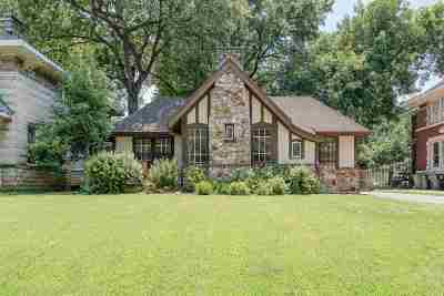 Memphis Single Family Home For Sale: 1241 Central