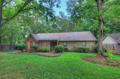 Collierville Single Family Home For Sale: 308 Dove Valley