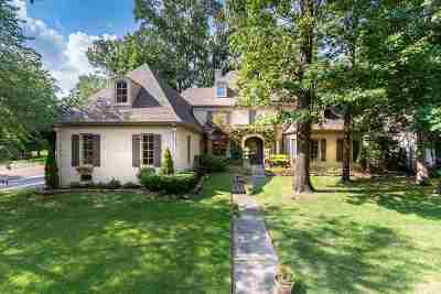 Collierville Single Family Home For Sale: 1914 Ivywood