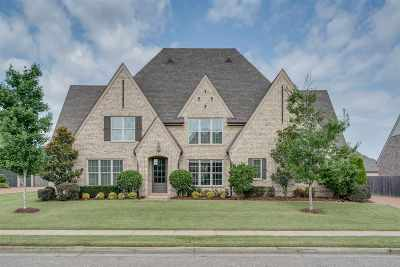 Collierville Single Family Home For Sale: 1329 Martway