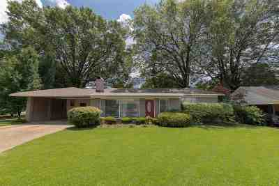 Memphis Single Family Home For Sale: 5093 Alrose