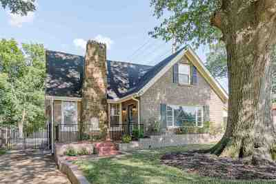 Single Family Home For Sale: 862 N Auburndale