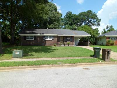 Memphis Single Family Home For Sale: 4987 Appleville