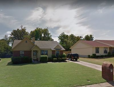 Memphis Single Family Home For Sale: 3472 Windy Hollow