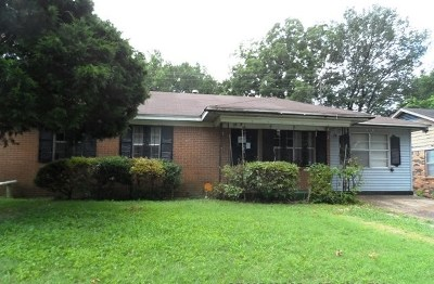 Memphis Single Family Home For Sale: 609 Semple