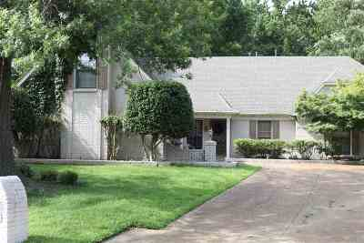 Memphis Single Family Home For Sale: 8332 St Ives