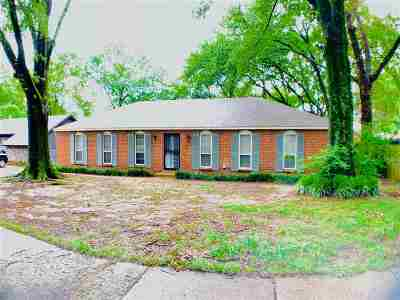 Memphis Single Family Home For Sale: 3393 Knight