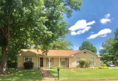 Memphis Single Family Home For Sale: 8136 Misty Meadows