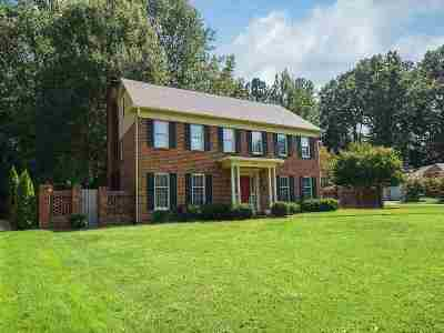 Germantown Single Family Home For Sale: 8291 Scruggs