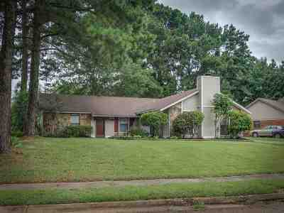 Cordova Single Family Home For Sale: 8201 Timber Hill