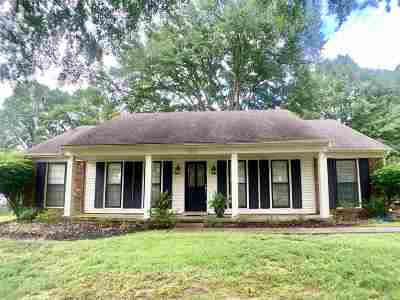 Collierville Single Family Home For Sale: 1072 Gettysburg