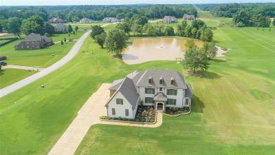 Piperton Single Family Home For Sale: 400 Windbrook