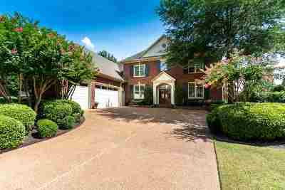 Collierville Single Family Home For Sale: 10215 W Shrewsbury