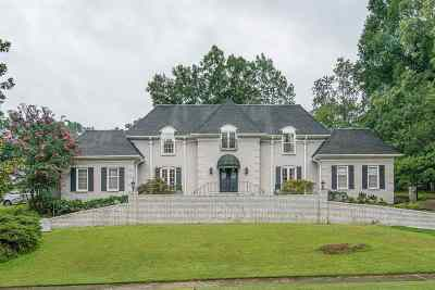 Germantown Single Family Home For Sale: 8165 Scruggs
