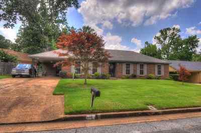 Memphis Single Family Home For Sale: 2053 Lydgate