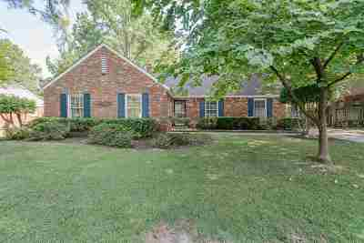 Shelby County Single Family Home Contingent: 5172 Princeton