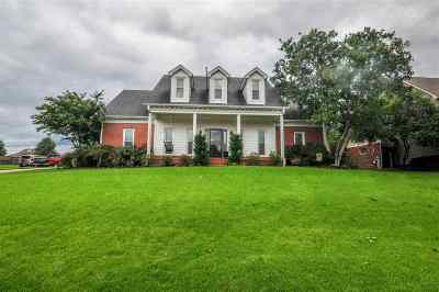 Collierville Single Family Home For Sale: 1300 Pinnacle Point