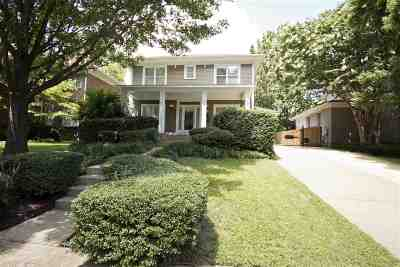 Memphis Single Family Home For Sale: 309 Angelus