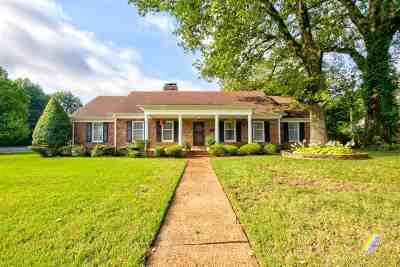 Memphis Single Family Home For Sale: 4371 Burgundy