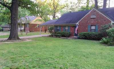Memphis Single Family Home Contingent: 3047 Kenneth