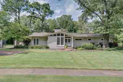 Memphis Single Family Home For Sale: 5496 Pecan Grove