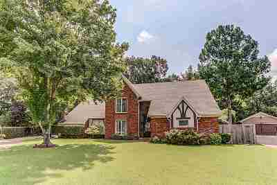 Collierville Single Family Home For Sale: 3484 Milford