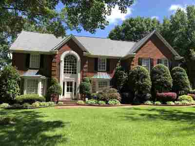 Germantown Single Family Home Contingent: 9628 Dove Spring