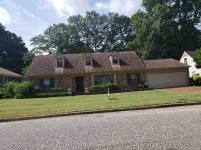 Memphis Single Family Home For Sale: 5201 Dunnellon