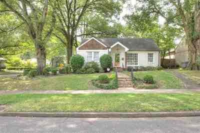 Memphis Single Family Home For Sale: 3845 Waynoka