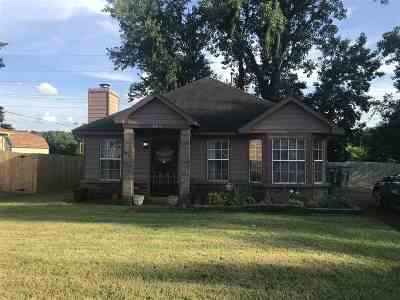 Memphis Single Family Home For Sale: 4661 Fairlane