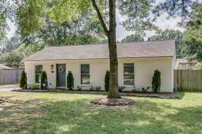 Collierville Single Family Home For Sale: 973 Greenview