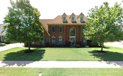 Collierville Single Family Home For Sale: 1795 Northcross
