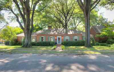 Memphis Single Family Home For Sale: 340 Belhaven