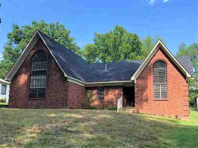 Memphis Single Family Home For Sale: 3916 Hobson