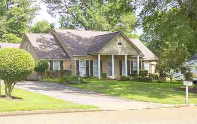 Memphis Single Family Home For Sale: 3708 Windyke