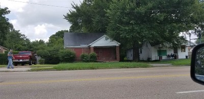Single Family Home For Sale: 2452 Park