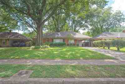 Memphis Single Family Home For Sale: 1655 Estate