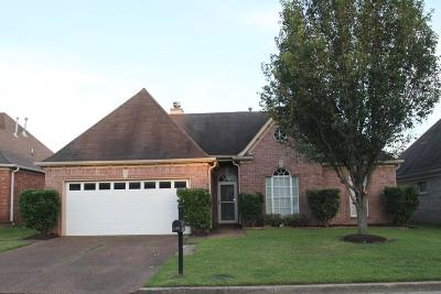 Memphis Single Family Home For Sale: 2682 Wigan