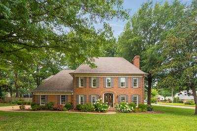 Germantown Single Family Home For Sale: 2311 Prestwick