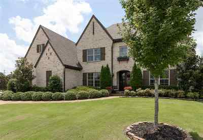 Collierville Single Family Home Contingent: 601 Catamount
